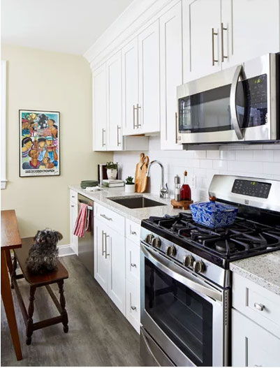 تغییر دکوراسیون آشپزخانه
