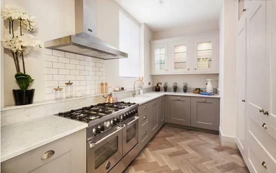 دستگیره متری کابینت آشپزخانه