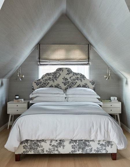 طراحی اتاق خواب کوچک