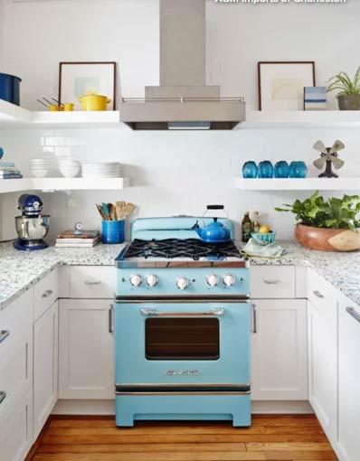 نصب شلف آشپزخانه